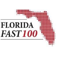 Florida Fast 100 logo