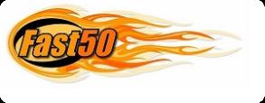 Fast 50 2013 logo