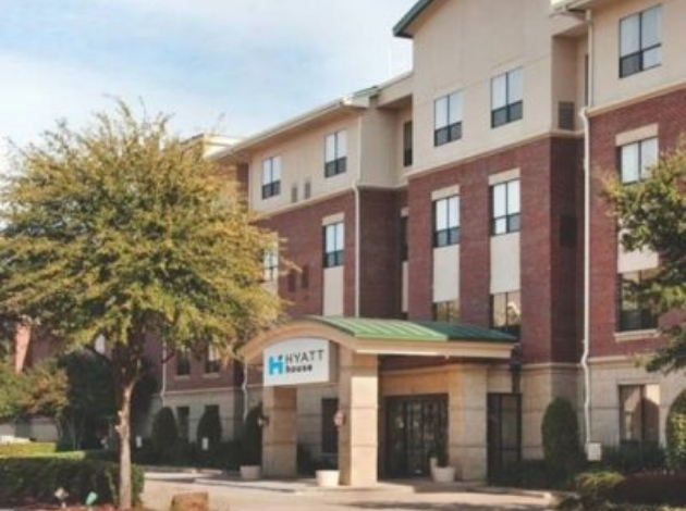 An Exterior Shot Of Hyatt House Dallas