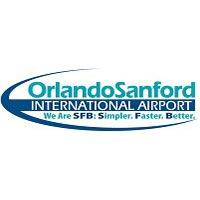Orlando International Airport Brand Logo