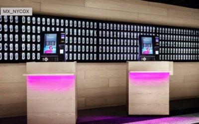 Marriott Pilots Contactless Kiosks
